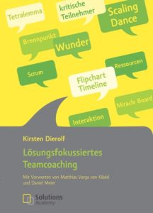 Lösungsfokussiertes Teamcoaching Image
