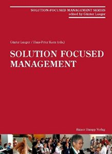 Solution Focused Management Image